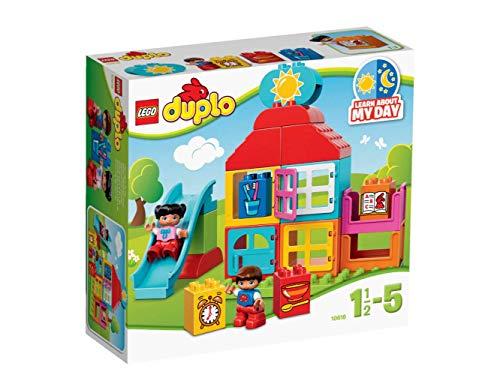 LEGO - 10616 - DUPLO - Jeu de Construction - Ma Première Maison