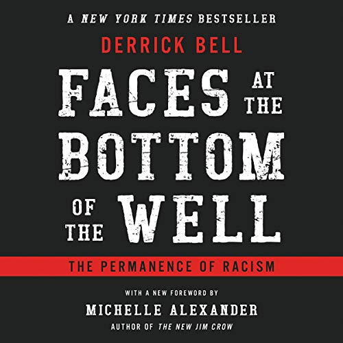 Faces at the Bottom of the Well audiobook cover art
