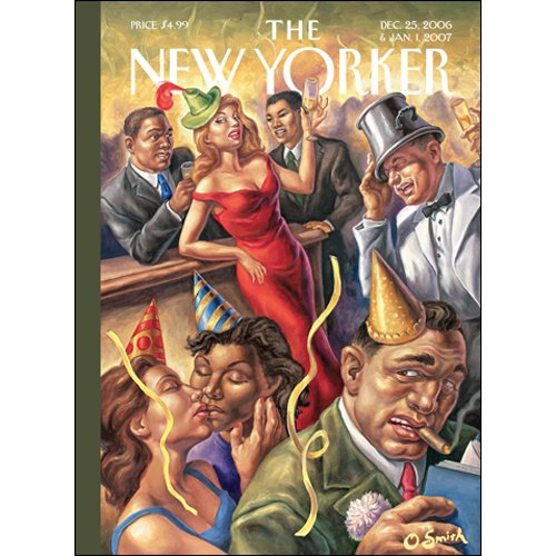 The New Yorker (Dec. 25, 2006) audiobook cover art