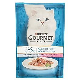 Gourmet Perle B. Fish & Shrimp Gr. 85