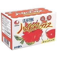 比嘉製茶 ハイビスカスティー ティーバッグ(20袋入り)