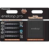 Best Eneloop Chargers - Panasonic Eneloop Pro 4 pcs Ni-MH rechargeable batteries Review