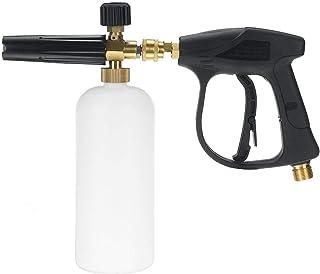 Accesorios de herramientas de alta presión de la lavadora de espuma de chorro de lavado de coche Lanza Cañón pulverizador de jabón ajustable