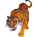 Large Iron On Sew on Tiger patch Biker motocicletta giacca t-shirt badge