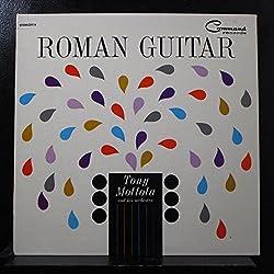 Tony Mottola And His Orchestra - Roman Guitar - Lp Vinyl Record