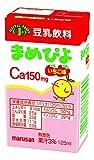 まめぴよ ココア味 1ケース 125ml×24本 カルシウム強化(150mg含有) (イチゴ味)