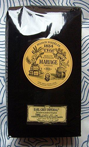 Té MARIAGE FRÈRES - EARL GREY IMPERIAL - Bolsa 500gr