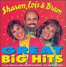 Sharon, Lois & Bram - Great Big Hits: Volume 1