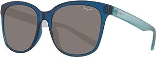 PJ7290C454 Gafas De Sol, Azul, 54 para Mujer