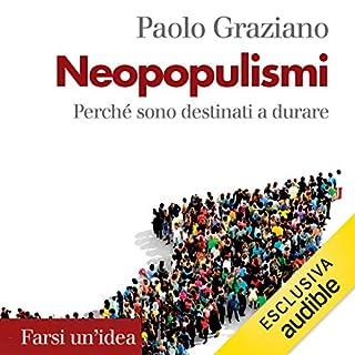 Neopopulismi copertina