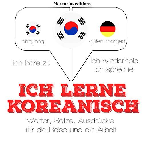 Ich lerne Koreanisch Titelbild