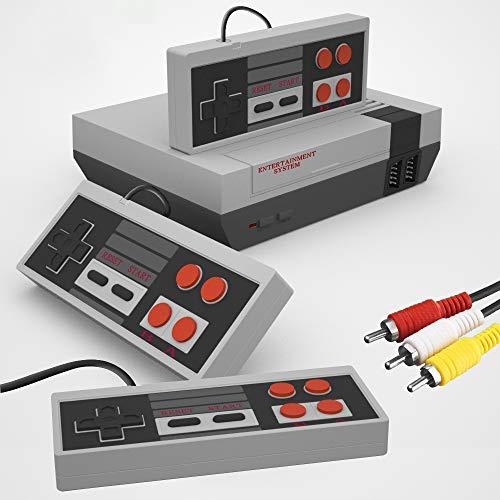 Gorani NESClassicEdition PlugPlayTvGames Emulator Controller, RetroVideo GamingConsole Anniversary620ClassicGames