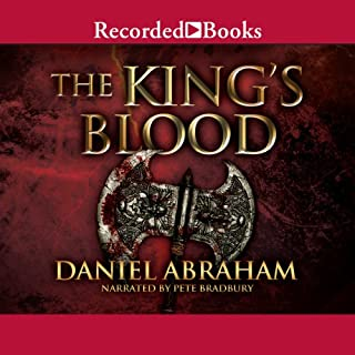 The King's Blood audiobook cover art