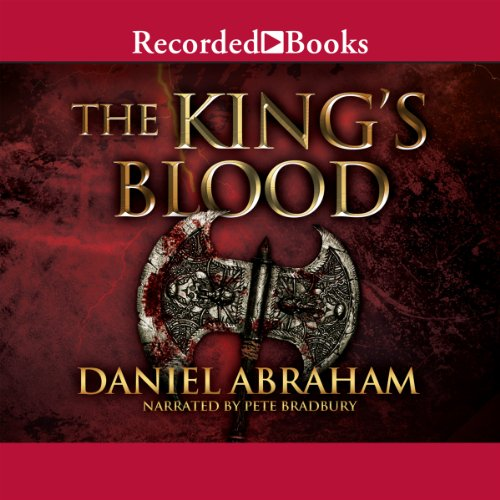 The King's Blood cover art