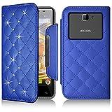 Seluxion Portfolio Phone Case/Cover Universal Diamond Style