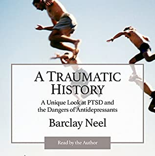 A Traumatic History audiobook cover art