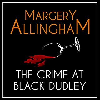 The Crime at Black Dudley cover art