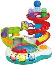 Bright Starts Spin 'N Slide Ball Popper Toy