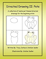 Directed Drawing II: Pets by Jarboe and Sadler, Waiting in line - Fun Activities for KIDS, www.theeducationaltourist.com