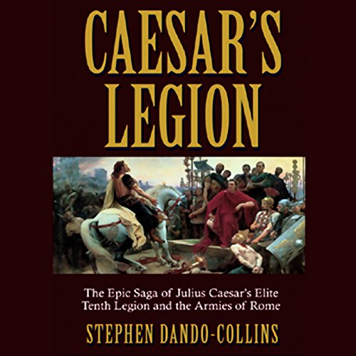 Caesar's Legion audiobook cover art
