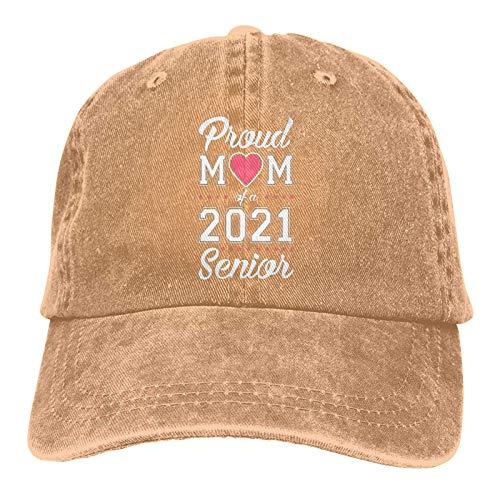 Jopath Gorra de béisbol ajustable unisex con diseño de mamá de un 2021
