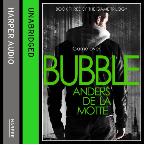 Bubble audiobook cover art