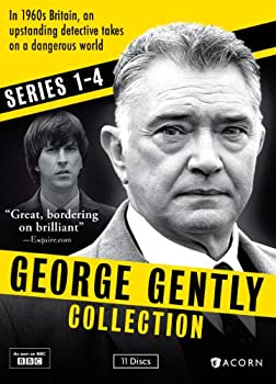 GEORGE GENTLY COLLECTION  SERIES 1-4