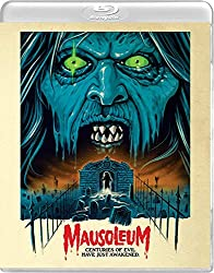 Mausoleum Blu Ray