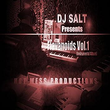 DJ Salt Presents Flavanoids Vol.1(Instrumental Album)
