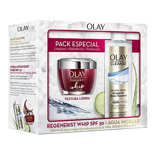 Olay Pack Crema Hidratante Día Textura