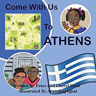 Come with Us to Athens  cover art
