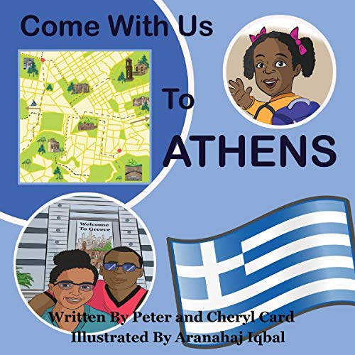 Come with Us to Athens  audiobook cover art