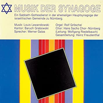 Louis Lewandowski: Musik der Synagoge (Music of the Synagogue)