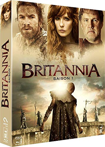 Britannia-L'intégrale de la Saison 1 [Blu-Ray]