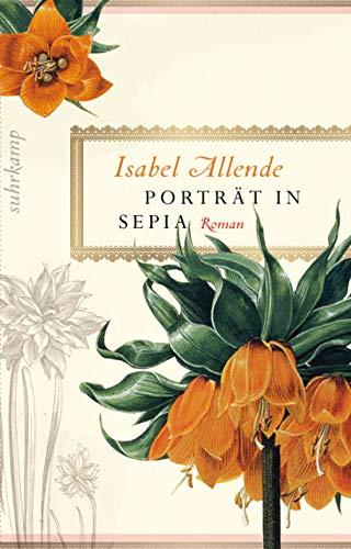 Buchseite und Rezensionen zu 'Porträt in Sepia: Roman (suhrkamp taschenbuch)' von Isabel Allende