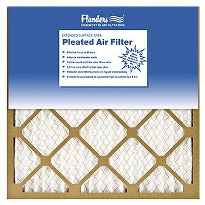 20x20x1, Flanders Air Filter, MERV 6 (Pack of 12)