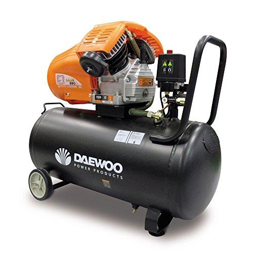Daewoo DAC60VD–Compressore elettrico, 3HP, 240V, 60 l