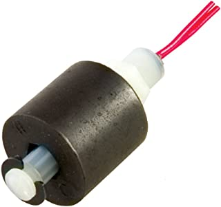 11//16 Diameter 1//2 NPT Male 11//16 Diameter 1//2 NPT Male Gems Sensors /& Controls Gems Sensors 160450 Polypropylene Float Small Size Type 7 External Mounting Single Point Level Switch