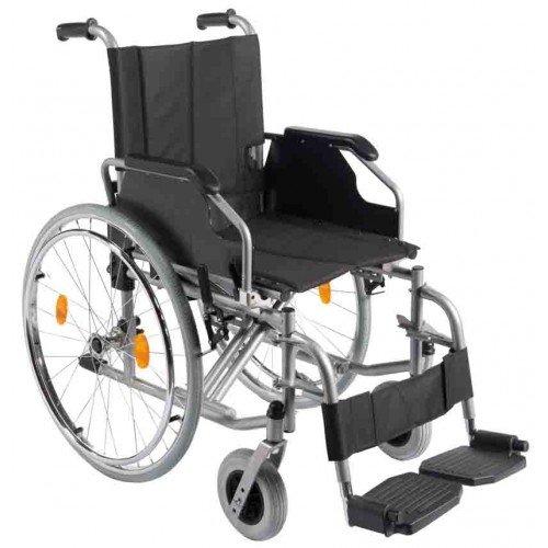 Trendmobil Rollstuhl TMB Faltrollstuhl Transportrollstuhl Reiserollstuhl mit Steckachsensystem Sitzbreite 45 cm