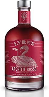 Aperitif Rosso Non-Alcoholic Spirit - Sweet Vermouth Style | Lyre's 700ml
