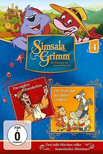 SimsalaGrimm 4 - Das tapfere Schneiderlein / Der Wolf und die sieben Geißlein