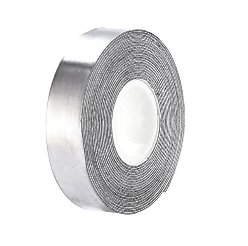 SummerHouse 2 Grams Per Inch High Density Golf Lead Tape 1/2'' x 100'' Available 0.025 Inch Thickness for Tennis and Fishing