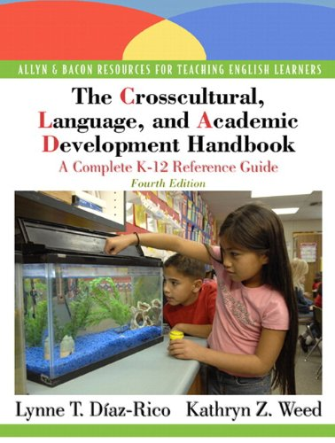 The Crosscultural, Language, and Academic Development Handbook: A Complete K-12 Reference Guide (with MyEducationLab) (4