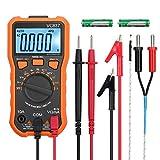 Digital Multimeter 6000 Counts TRMS Voltmeter Ammeter Ohmmeter for NCV DC AC Voltage
