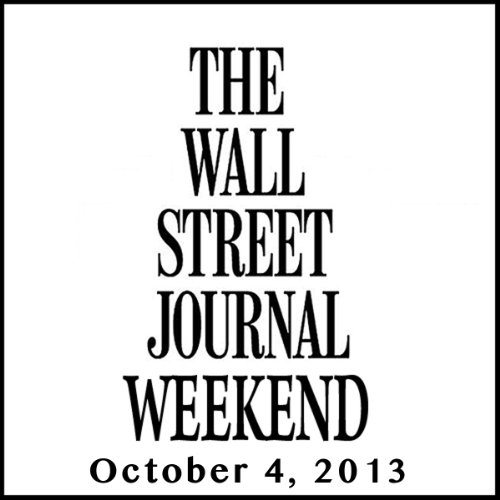 Weekend Journal 10-04-2013 audiobook cover art
