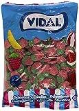 Vidal Fresas Golosina - 1000 gr