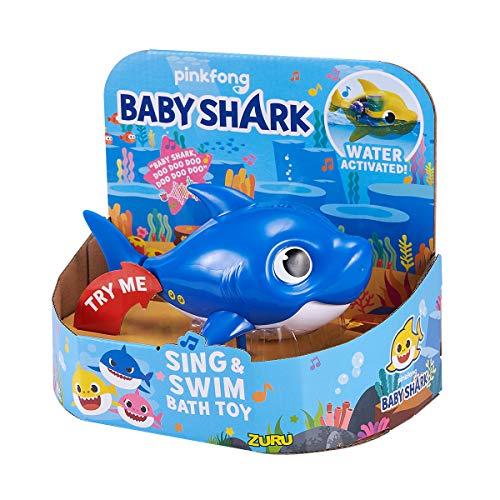 ROBO ALIVE BABY SHARK (Azul)