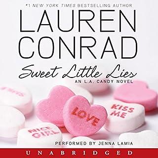 Sweet Little Lies audiobook cover art
