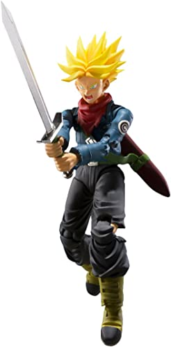 Bandai - Figurine DBZ - Future Trunks SH Figuarts 14cm - 4573102551313