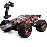 GoStock Remote Control Car, 4WD RC Car 46km/h High Speed RC Off-Road Monster Truck 1:12 RC Buggy Desert Crawler Car 2.4Ghz RC Electric Racing Car Radio Controlled Car Vehicle Gift Toy for Kids